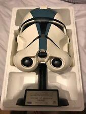 Master Replicas 1:1 Star Wars 501st Clone Helmet