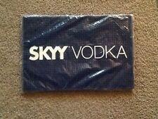 SKYY Vodka rubber Bar Mat brand new 18 X 12