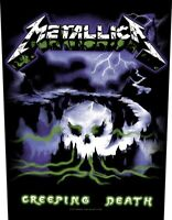 Metallica Creeping Death Jacket Back Patch Official Metal Band Merch New