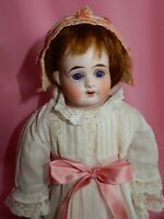 "SWEET 18"" Old Kid Body Wiefel & Company Doll"
