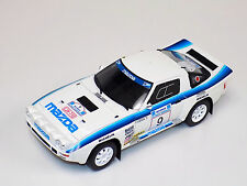 1/18 Otto GT Spirit Mazda RX-7 #9 Gr. B Acropolis 1985 Lim 1500 OT226UVI