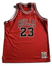 RARE Vintage Michael Jordan 1988-1989 Mitchell & Ness Jersey Size 52