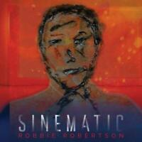 Robbie Robertson - Sinematic [CD] Sent Sameday*