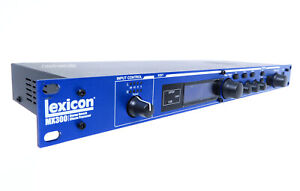Lexicon MX 300 Stereo Effektgerät Hall Reverb XLR USB / Top-Zustand + 1J GEWÄHR!