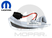 NEW Grand Caravan/Town&Country 10-16 Driver Left Mirror Turn Signal Light Mopar