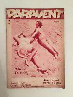 Revista Separador Numéros N º 3 Julio 1933