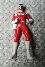 "Power Rangers Bandai 4 1/2"" Tall Plastic Figure Red Ranger?"