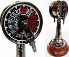 "Nautical Brass Ship Telegraph 6"" Maritime Antique Ship's Engine Order Telegraph"