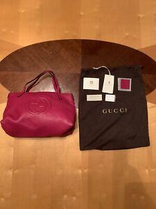 Gucci Soho Mini Tote Bag