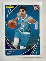 2020-21 Panini NBA Sticker & Card Collection LaMelo Ball ROOKIE Hornets #83 RC🔥