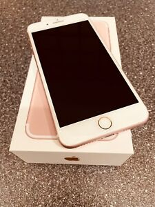 Apple iPhone 7 Plus ROSE GOLD 128GB Unlocked MN562LL/A Used - Great Condition