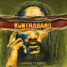 Kabaka Pyramid -Kontraband LP Chronixx Protoje Damian Marley Vinyl Album Record