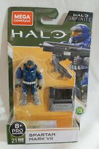 Halo Mega Construx Heroes Series 13 GVP38 SPARTAN MARK VII