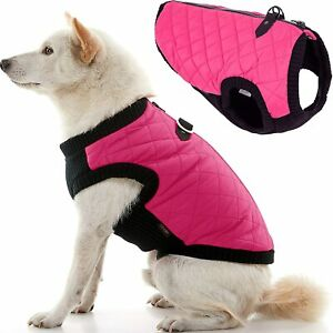 Gooby Fashion Dog Vest - Pink, Small - Small Dog Sweater