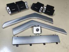 2012 Range Rover Evoque - Dashboard Chrome Trim Kit Set