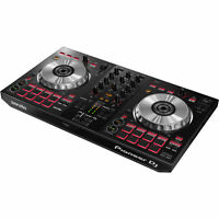 Pioneer DDJ-SB3 Compact SERATO DJ CONTROLLER with 2-Channel Mixer Built in