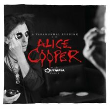 Alice Cooper - A Paranormal Soirée At The Olympia Paris Neuf CD