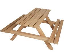Garten Tische Bank Sets Mit Bis Zu 6 Sitzplatzen Aus Teak Gunstig