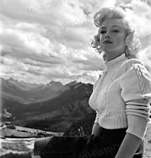 8x10 Print Marilyn Monroe Banff National Park Alberta Canada 1953 #MM53