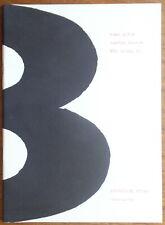Hans Polak - Martin Visser - Kho Liang Ie - C. de Moor - Stedelijk museum - 1961