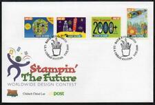 IRELAND 2000 Stampin the Future FDC