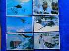 6 X SAS, SPECIAL AIR SERVICE IN ACTION, FALKLANDS WAR, PICTURE POST CARDS