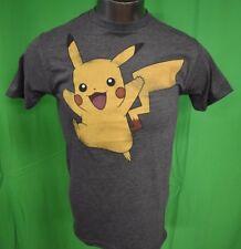 Pokemon Mens Pikachu Shirt New S