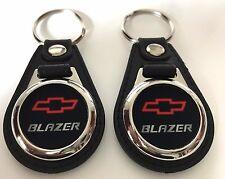 CHEVROLET BLAZER Keychain 2 pack BLACK