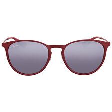 Ray Ban Erika Bordeaux Metal Sunglasses
