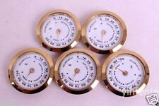 5x Accurate Durable Analog Hygrometer Humidity Meter Mini Indoor Outdoor