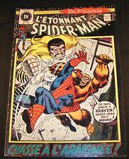 L'ETONNANT SPIDER-MAN # 12 RARE FRENCH HERITAGE VF, 1972