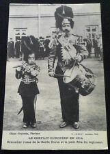 Carte Photo 1914-1918 Grenadier russe 1914 WW1 Russian grenadier postcard