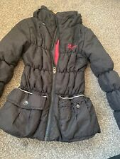 Desigual Girls Coat Age 7-8 Years Excellent Condition