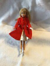 Vintage Mattel Skipper Doll Blond 1963 ~ Barbie's Little Sister ~ With Clothing