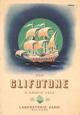 5367A) BOLOGNA, LABORATORIO ZARRI, CON GLIFOTONE A GONFIE VELE.