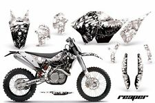 KTM Graphic Kit AMR Racing Bike Decal C5 SX,XC,XCW,XCFW Decal MX Part 07-11 RP W