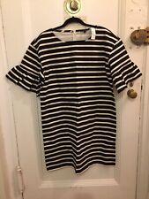 JCrew striped sailor mod dress, new with tags, size XL