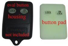 Keyless entry remote key button pad volvo 850 940 960 9148646
