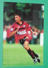 PHOTO UNFP FOOT 2000 STADE RENNAIS RENNES FERNANDES FOOTBALL 1999-2000 PANINI