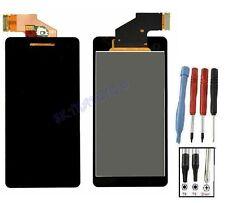 ECRAN LCD + VITRE TACTILE BLOC ASSEMBLE COMPLET POUR SONY XPERIA V LT25i NOIR