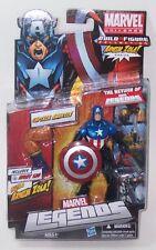 """Marvel Legends 2012 Captain America. 6"""" Action Figure"""