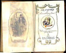 Cranford Elizabeth Cleghorn Gaskell J.M. Dent & Co. 1904