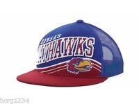 Kansas Jayhawks TOW Electric Slide NCAA Adjustable Snapback Cap Hat