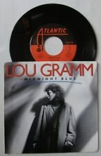 LOU GRAMM (FOREIGNER) (SP 45T) MIDNIGHT BLUE