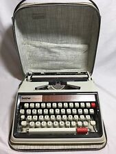 VINTAGE RETRO BROTHER 1350 DELUXE PORTABLE TYPEWRITER