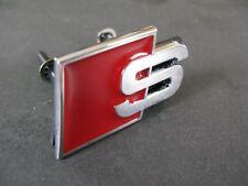 S Grill Badge A3 A4 S3 A6 A8 S S4 S8 RS3 RS4 S Line Sport Audi