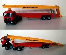 SIKU  Camion MAN Transport Autos Ref:2534 livraison dans le Monde entier