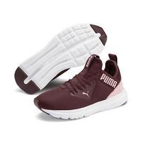 PUMA Enzo Beta Shine Sneakers JR Girls Shoe Kids