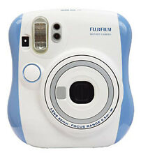 Fuji Instax Mini 25 Instant Film Camera (Blue) NEW IN BOX