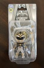White Ranger (Power Rangers) The Loyal Subjects 2017 Sdcc Translucent Exclusive